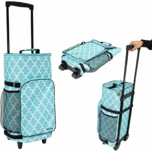 The Best Insulated Grocery Bag Option: dbest products Ultra Compact Smart Cart Cooler