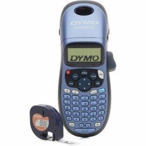 The Best Label Printer Options: DYMO LetraTag LT-100H Handheld Label Maker
