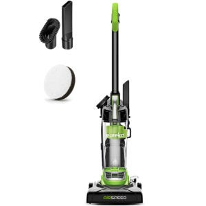 The Best Lightweight Vacuum Options: EUREKA Airspeed Ultra-Lightweight Compact Bagless Upright Vacuum Cleaner