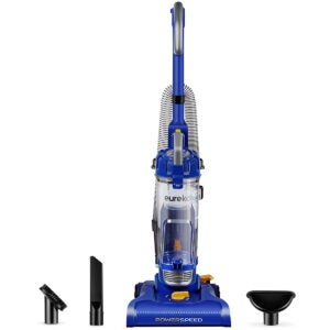 The Best Lightweight Vacuum Options: Eureka NEU182A PowerSpeed Lightweight Bagless Upright Vacuum Cleaner