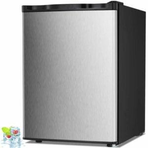 The Best Mini Freezer Options: Kismile 2.1 Cu.ft Compact Upright Freezers