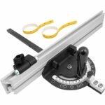The Best Miter Gauge Option: Fulton Precision Miter Gauge with Aluminum Miter