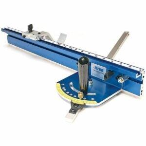 The Best Miter Gauge Option: KREG KMS7102 Table Saw Precision Miter Gauge System