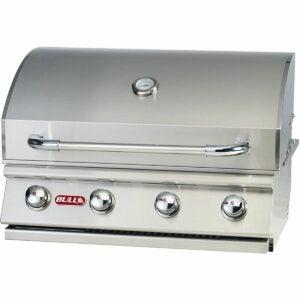 最好的天然气烧烤选择:公牛户外产品26039天然气Outlaw烧烤