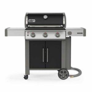 最好的天然气烤架选项:Weber Genesis II E-315 3燃烧器天然气烤架