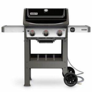 最好的天然气格栅选项:Weber Spirit II E-310 3燃烧器天然气烤架