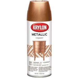 The Best Copper Spray Paint Options: Krylon K02203 General Purpose, 12 Ounces SPRAY PAINT