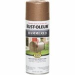 The Best Copper Spray Paint Options: Rust-Oleum 210849 Stops Rust Hammered Spray Paint