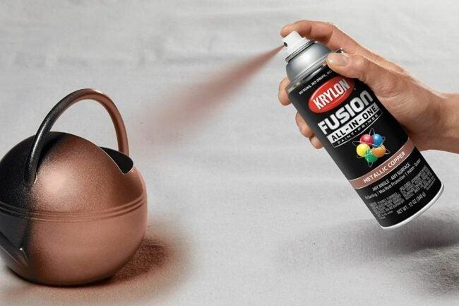 The Best Copper Spray Paint Option