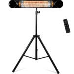 The Best Outdoor Heater Options: Briza Infrared Patio Heater