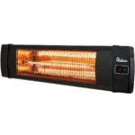 The Best Outdoor Heater Options: Dr Infrared Heater Outdoor Patio Wall Mount Carbon Infrared Heater