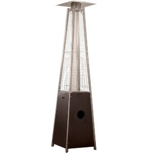 The Best Outdoor Heater Options: Hiland HLDSO1-WGTHG Pyramid Patio Propane Heater