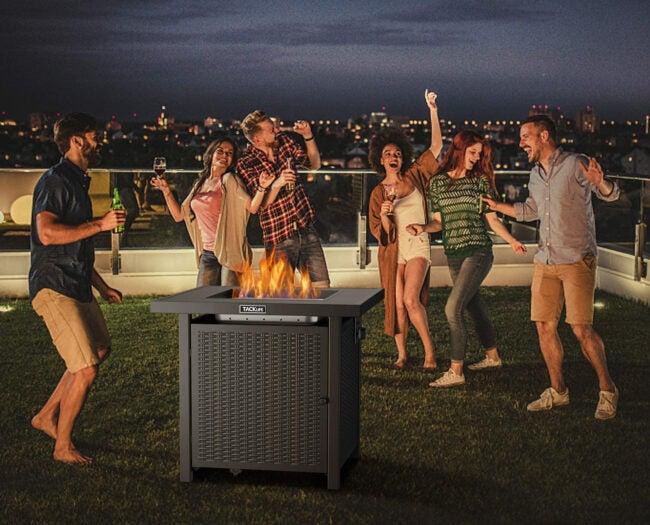 Best Outdoor Heater Options