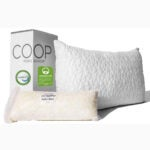 The Best Pillows For Stomach Sleepers Options: Coop Home Goods - Premium Adjustable Loft Pillow