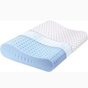 The Best Pillows For Stomach Sleepers Options: Milemont Memory Foam Pillow