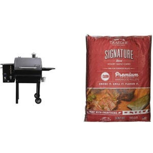 The Best Smoker Grill Combo Options: Camp Chef PG24MZG SmokePro Slide Smoker