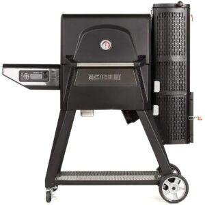 最好的吸烟者烧烤组合选项:MasterBuilt MB20040220重力系列560