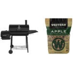 The Best Smoker Grill Combo Options: Royal Gourmet 30 BBQ Charcoal Grill and Offset Smoker