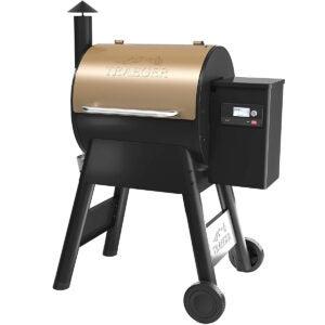 最好的吸烟者烤肉组合选项:Traeger TFB57Gzeo Pro系列575烤架