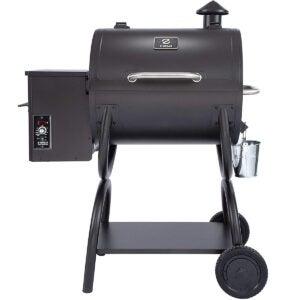 最好的吸烟烧烤组合选项:Z格栅ZPG-550A 2020新型木质颗粒烤架