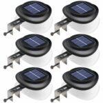 The Best Solar Gutter Lights Option: DBF Solar Gutter Lights