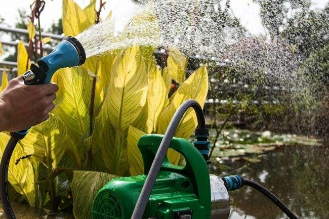 The Best Sprinkler Pump Option