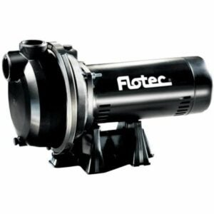The Best Sprinkler Pump Option: Flotec FP5172 Pump Sprinkler 1.5Hp