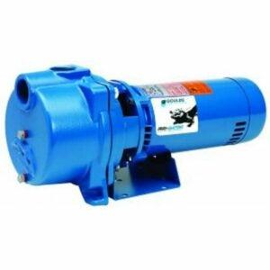 The Best Sprinkler Pump Option: GOULDS Pumps GT15 IRRI-Gator Self-Priming
