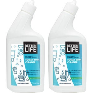 The Best Toilet Cleaner Options: Better Life Natural Toilet Bowl Cleaner