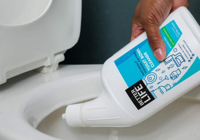 Best Toilet Cleaner Options