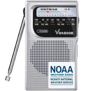 The Best Weather Radio Options: NOAA Weather Radio