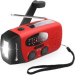 The Best Weather Radio Options: [Upgraded Version] RunningSnail Emergency Hand Crank