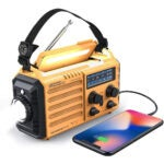 The Best Weather Radio Options: Weather Radio Raynic 5000mAh