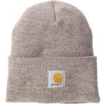 Best Winter Hats Options: Carhartt Men's Acrylic Watch Hat A18