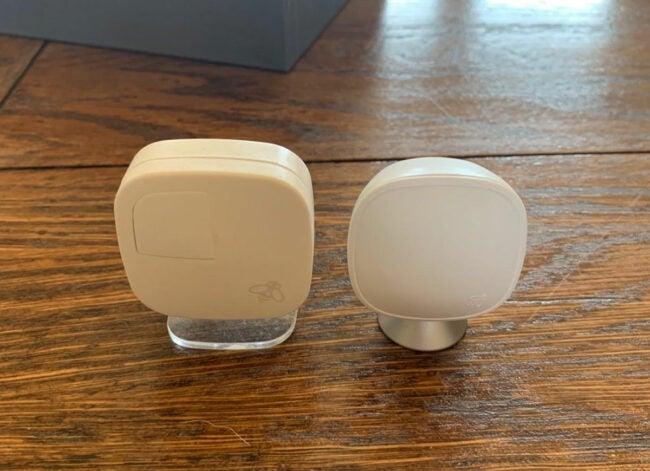 ecobee smart thermostat room sensors