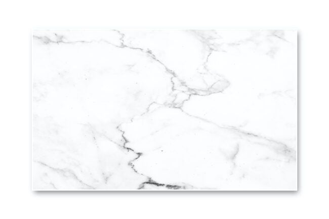 white marble painting