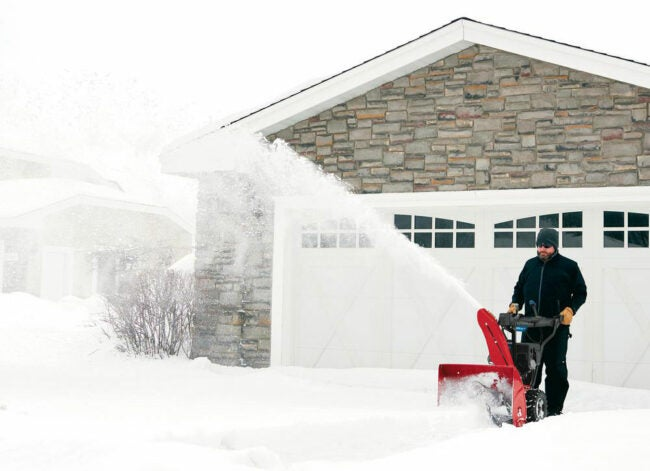 toro power max snow thrower recall