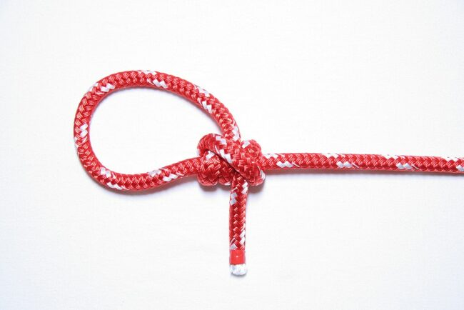 types of knots - Taught Line Knot