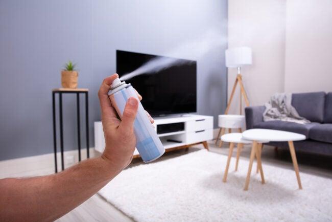 最好的房间喷雾