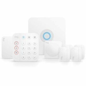 Best Self Monitored Home Security System