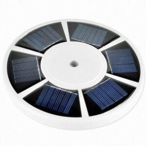 The Best Solar Flagpole Light Deals: Sunnytech Solar Power Auto Active Flag Pole