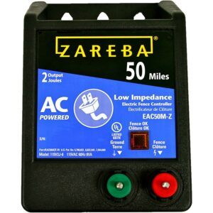 Best Electric Fence Charger Zareba
