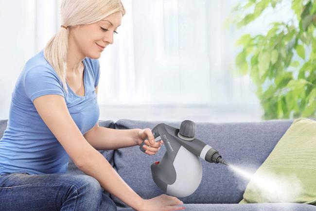 The Best Handheld Steam Cleaner
