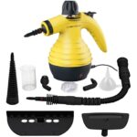 The Best Handheld Steam Cleaner Option: Comforday Multi-Purpose Handheld Pressurized Steam