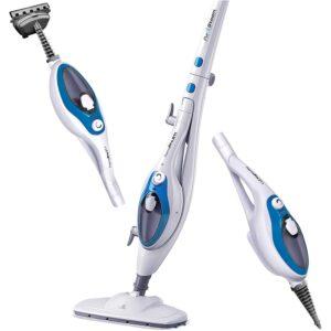 The Best Handheld Steam Cleaner Option: PurSteam Steam Mop Cleaner 10-in-1 with Handheld Unit