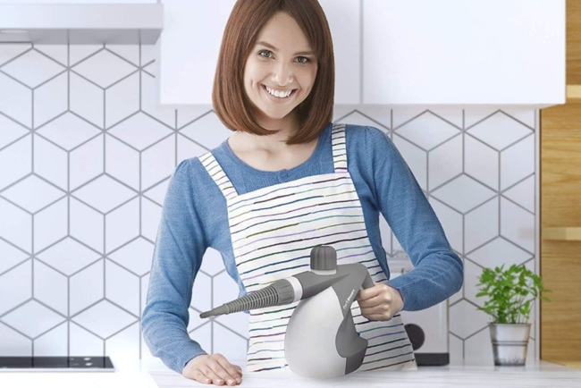 The Best Handheld Steam Cleaners