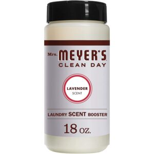 The Best Laundry Scent Booster Option: Mrs. Meyer's Clean Day Laundry Scent Booster