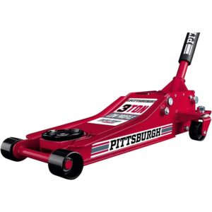 The Best Low Profile Floor Jack Option: Pittsburgh Automotive 3 Ton Ultra Low Floor Jack