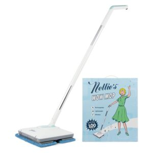 The Best Mop For Laminate Floors Option: Nellie's Wow Mop
