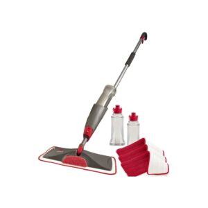 The Best Mop For Laminate Floors Option: Rubbermaid Reveal Spray Mop Kit